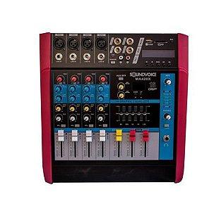 Mesa Soundvoice Amplificador MA420X 000396