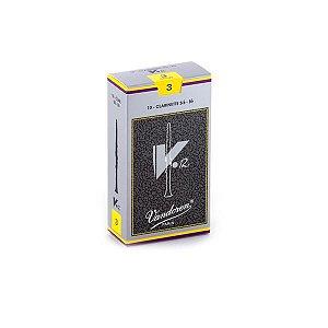 Palheta Vandoren Clarinete V12 3 4291
