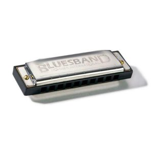 Gaita Harmonica Hohner Blues Band 559/20 C