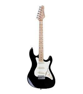 Guitarra Strinberg Stratocaster STS-100 BK LH