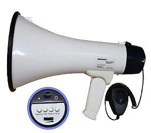 Megafone De Mao Soundvoice 1503-X
