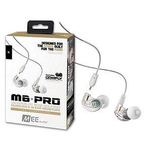Fone de Ouvido In-Ear MEE Audio M6 Pro CL