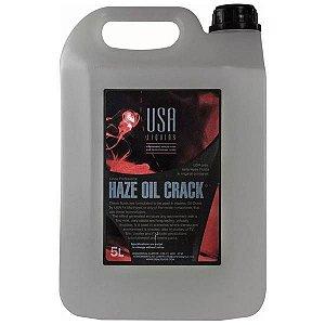 Liquido para Maquina de Fumaça USA 5L Haze Free Oil