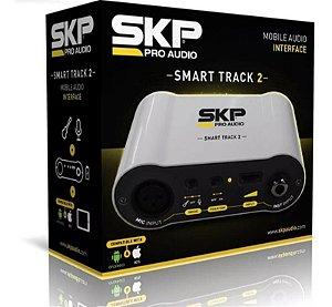 Interface De Audio SKP Smart Track 2