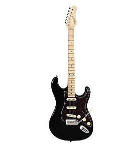 Guitarra Tagima Classic Stratocaster T-635 Preto