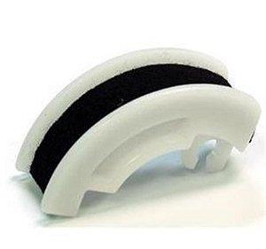 Polia para Pedal de Bateria Eliminator CAM-WT(Branco)