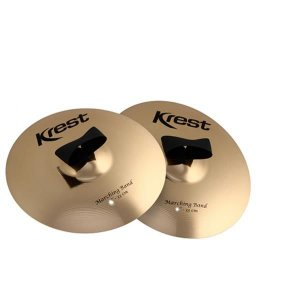 "Prato 14"" Krest Marching Band (par)"