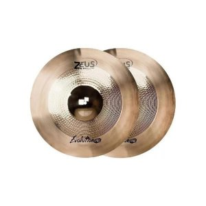 "Prato 14"" Zeus Evolution Hi-Hat ZEVHH14"