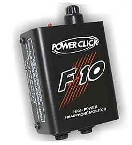 Amplificador de Fone Power Click F-10