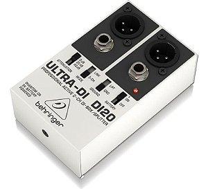 Direct Box Behringer Ultra DI-20