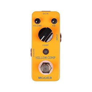 """Pedal Mooer """"Yellow Comp"""" Compressor MCS2"""