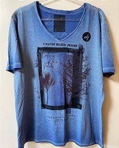 Camiseta Masculina Calvin Klein