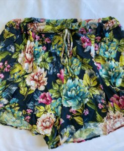 Shorts Floral Farm