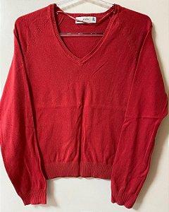 Tricô Vermelho Zara