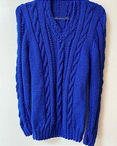 Blusa Lã Importada