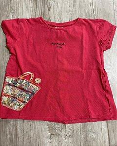 Camiseta Paetês