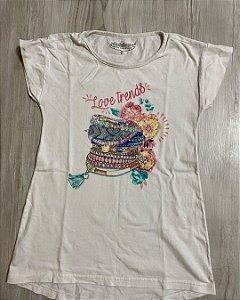 Camiseta Infantil Verão