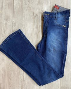 Calça Jeans Cós Alto