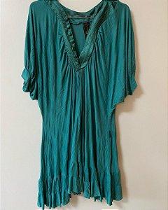 Vestido Verde Soltinho