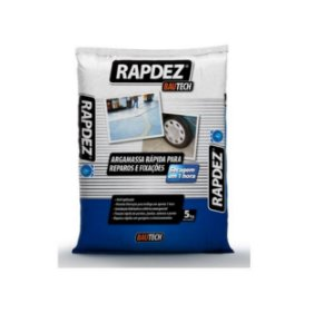 Argamassa de reparo rapido - Bautech Rapdez (5 kg)