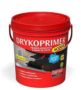 Primer Asfaltico para Manta Drykoprimer Acqua (3,6 L)