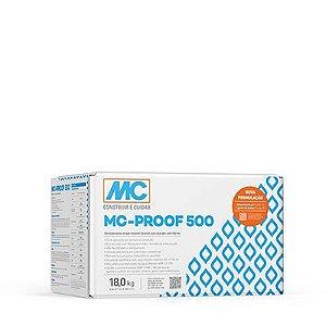 Impermeabilizante Flexivel Proof 500 Mc Bauchemie (18 kg)
