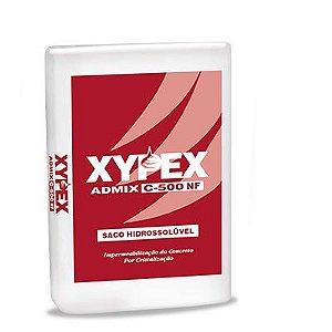 Aditivo cristalizante Xypex Admix C-500 NF Mc Bauchemie ( 20 Kg)