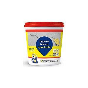 Selante Acrilico REPARA TRINCA Quartzolit (1.5 kg)