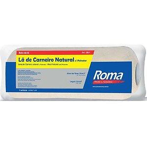 Roma Rolo De Fibra De La Natural 23 Cm - 280/1