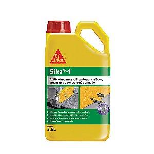 aditivo Impermeabilizante SIKA1 (3,6l)