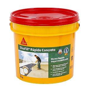 Sikafill Rapido Concreto Bd - 15 Kg
