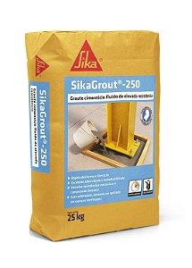 Grout Autonivelante SIKAGROUT 250 (25 KG)