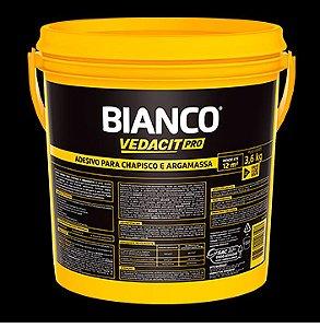 Aditivo para chapisco Bianco 3.6 Kg - Vedacit