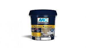 Rejunte Acrilico Premium cinza Mc Bauchemie (1kg)