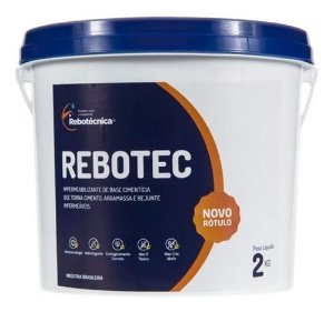 Aditivo Impermeabilizante Hidrofugante REBOTEC (2 kg)