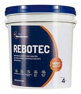 Aditivo Impermeabilizante Hidrofugante REBOTEC (4 kg)
