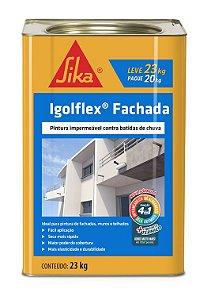 Tinta Impermeavel Igolflex fachada Branco (23 kg)