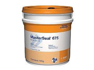 Manta liquida Masterseal 675 branco (14 kg)