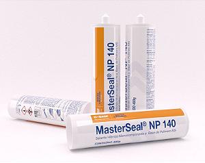 Selante Masterseal NP 140 Preto Master Builders