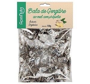 Bala de Própolis e Gengibre - Pacote 100 G