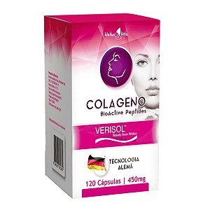 Colágeno Bioactive Peptides + VERISOL™ 120 Cápsulas