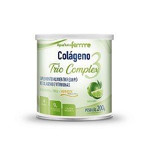 Colágeno Trio Complex 3 – Sabor Limão