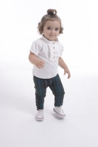 Conjunto Blusa e Calça Look Yes Baby! - WHITE