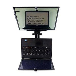 Teleprompter Para Até 19 Polegadas Para Notebook/monitores
