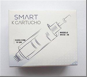 Cartucho Dermapen Smart GR Kit 10 unidades 36 agulhas GR MED