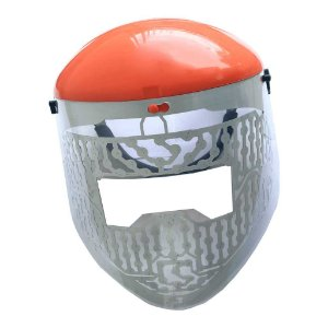 Máscara Fototerapia LED Facial Tipo Soldador Para Fluence Maxx - HTM