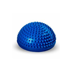 Mini Bosu para equilibrio - Live Up