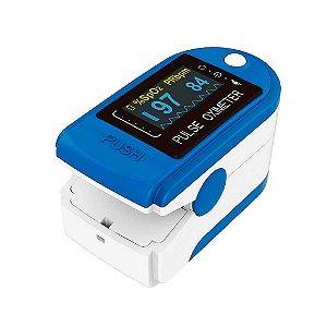 Oxímetro CMS  50D Azul - CMS