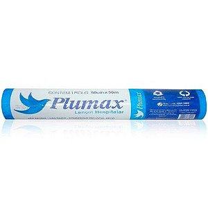 Papel Lençol Descartável Branco Super Branco - PLUMAX