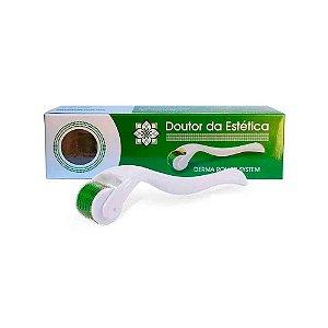 Dermaroller System Microagulhamento Doutor Da Estética